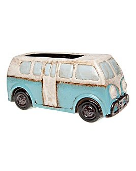 Village Pottery Campervan Planter