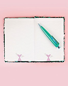 Mermaid Notebook & Decision Pen