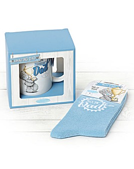 Me to You Dad Mug and Socks Set