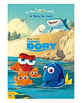 Personalised Softback Disney Book