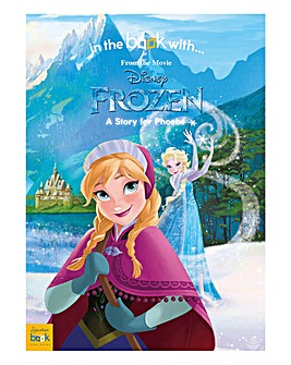 Personalised Softback Disney Book