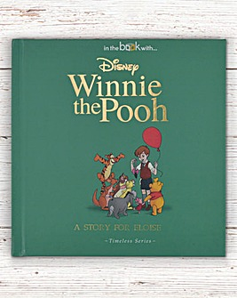 Personalised Timeless Winnie-the-Pooh