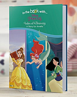 Softback Disney Tales of Bravery