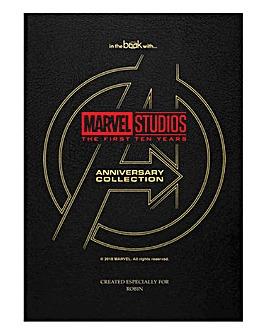 Hardback Marvel Anniversary Book