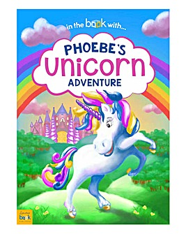 Hardback Unicorn Adventure Book