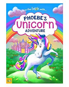 Personalised Unicorn Adventure Book