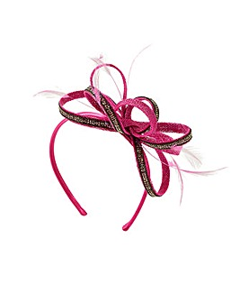 Monsoon EMBELLISHED HEADBAND FASCINATOR