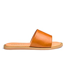 Joan Slip On Mule Wide Fit