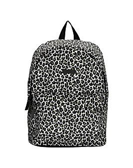 "Enrico Benetti Bunbury Polyester Backpack with 15"" Laptop Pocket"