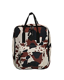 """Enrico Benetti London Polyester Backpack with 14"""" Laptop Pocket"""