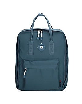 """Enrico Benetti Berlin Polyester Backpack with 14"""" Laptop Pocket"""