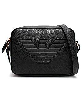 Emporio Armani Logo Camera Bag