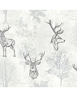 Etched Stag Mono WP