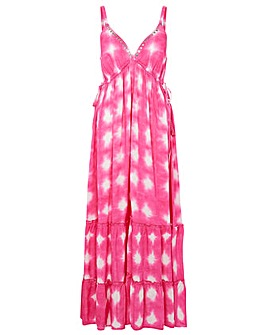 Monsoon TIE DYE MAXI DRESS