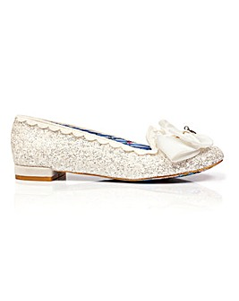 Irregular Choice Sulu Bridal Shoes