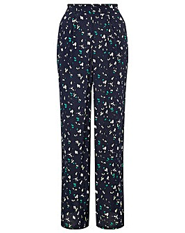 Monsoon TRACY PRINT SMART TROUSER