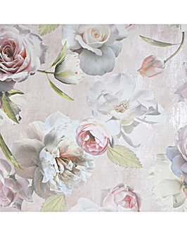 Chelsea Garden Blush Wallpaper