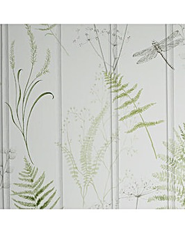 Nature Panel Green WP