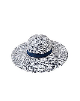 Monsoon INTEREST FLOPPY STRAW HAT