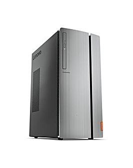 Lenovo IdeaCentre 720 8GB 2TB RX550 PC