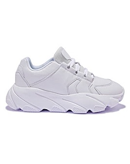 Chunky Trainers Standard Fit