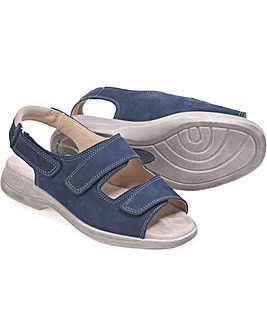 Cosyfeet Sunny Extra Roomy (6E Width) Women's Sandals