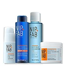 NIP+FAB Glycolic Glow Kit