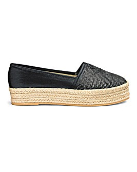 Mandy Diamante Flatform Epsa Wide