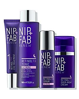 NIP+FAB Retinol Renew Kit