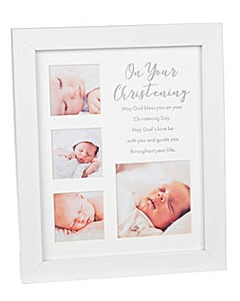 Christening Multi Frame
