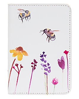 Busy Bees Passport Holder