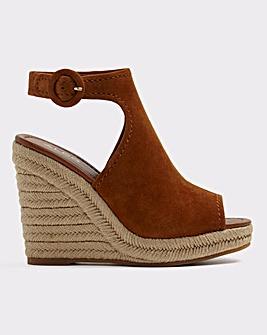 Aldo Nurka Suede Shoe Boot Standard Fit