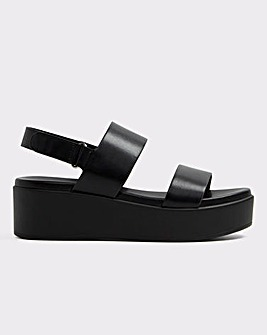 Aldo Agerinia Flatform Sandal Stan Fit