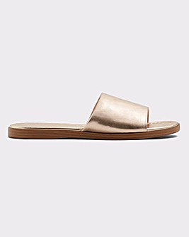 Aldo Aberinia Leather Slider Stan Fit