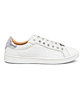 Ugg Milo Leather Lace Up Sneaker