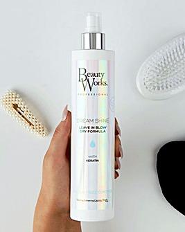 Beauty Works Dream Shine Anti Humidity Spray 250ml