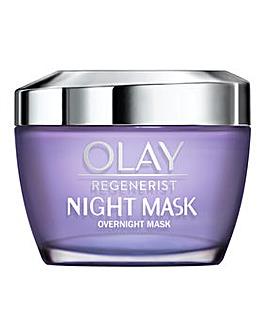 Olay Regenerist Night Face Mask Moisturiser 50ml