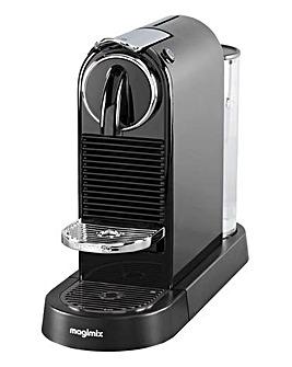 Nespresso by Magimix Citiz Black Capsule Coffee Machine