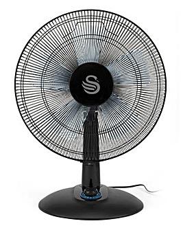 Swan SFA23022N Activair Silent Desk Fan