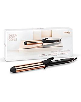 BaByliss 2357U Titanium Brilliance Curls