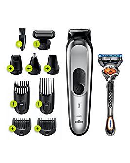Braun MGK7220 Premium Multi Grooming Kit