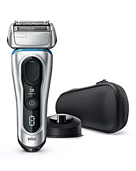 Braun 8350S Premium Mens Shaver
