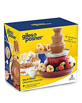 Giles & Posner Dip and Share Chocolate Fountain