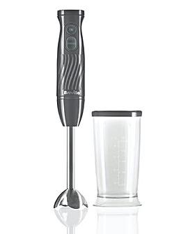 Breville VHB187 Flow Grey Hand Blender