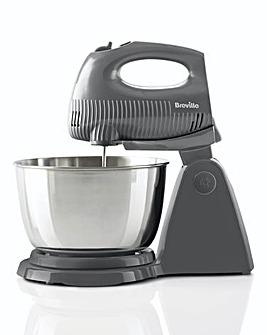 Breville VFM035 Flow Grey Compact Stand Mixer