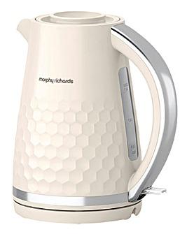 Morphy Richards 108272 Hive Cream Kettle