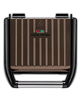 George Foreman Medium 25043 Dark Bronze Grill