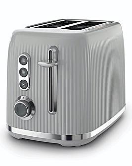 Breville VTR002 Bold 2 Slice Grey Toaster
