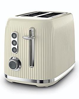 Breville VTR003 Bold 4 Slice Vanilla Cream Toaster