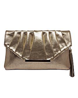 Top to toe Metallic Bag